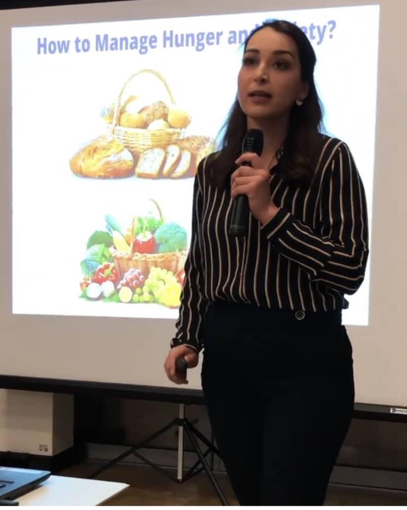 corporate nutrition
