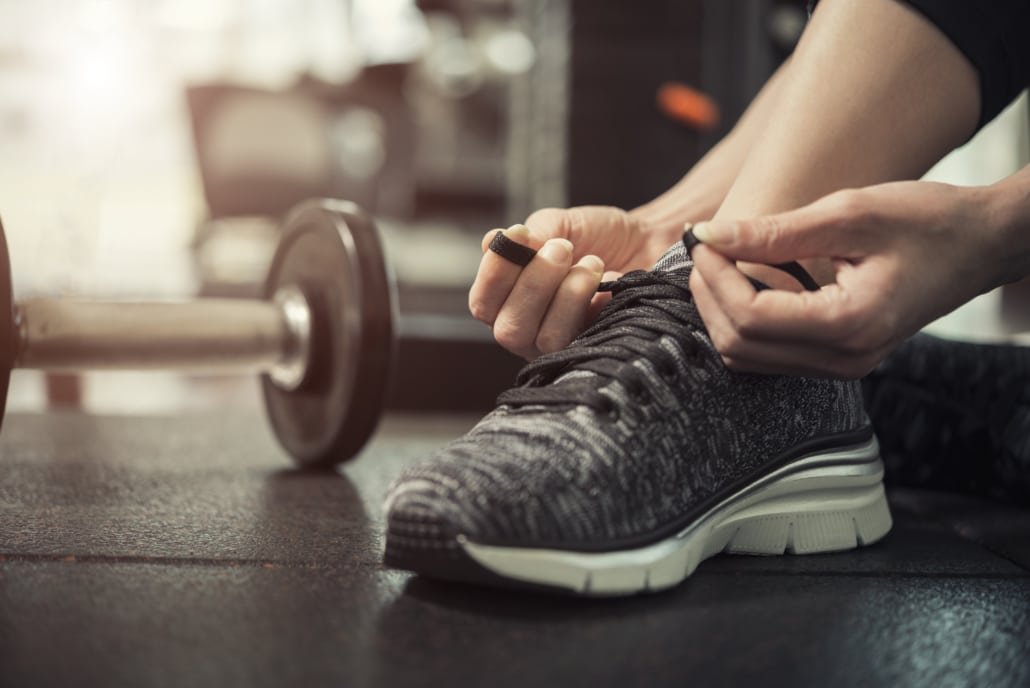 strength training combined with running